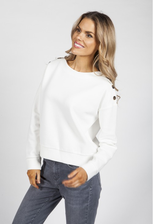 Opus Milk Gella Sweater