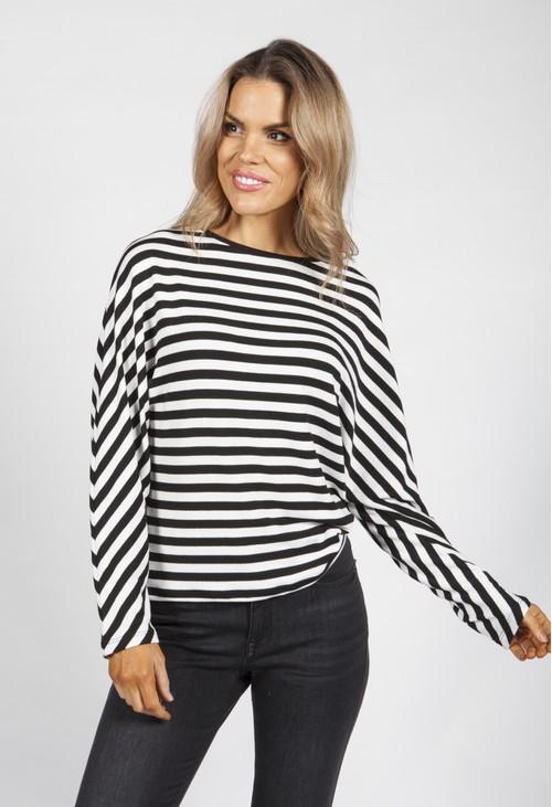 Opus Sevun Stripe Shirt