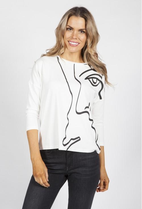 Opus Sicaso Print Shirt