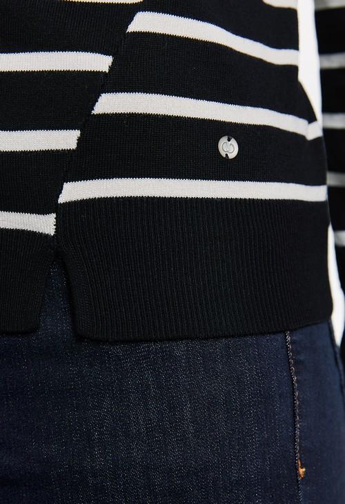 Gerry Weber Stripe Pattern Jumper