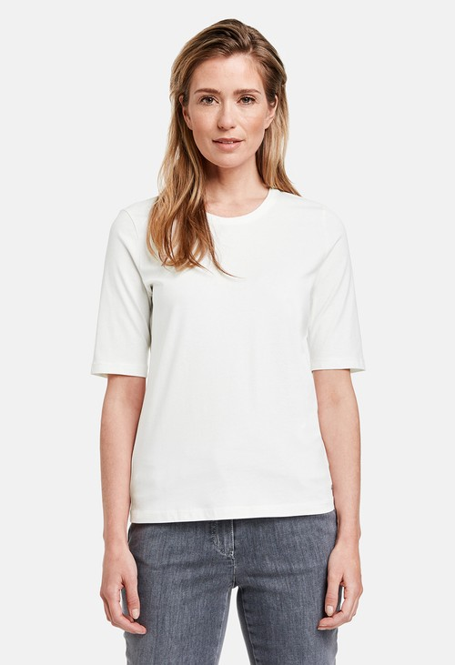 Gerry Weber Basic Cotton T-Shirt