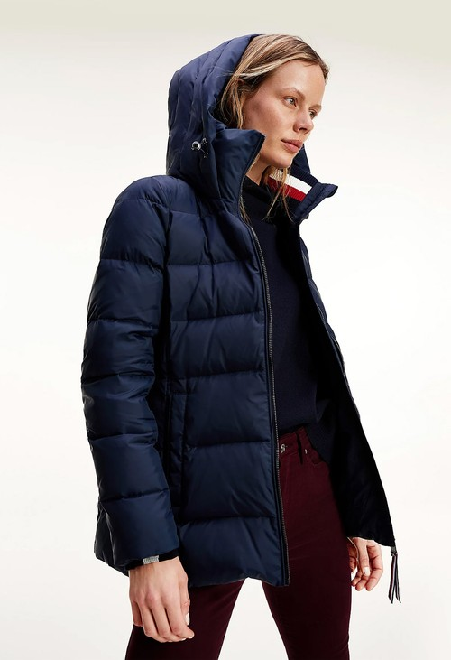 Tommy Hilfiger Padded Down-Filled Jacket