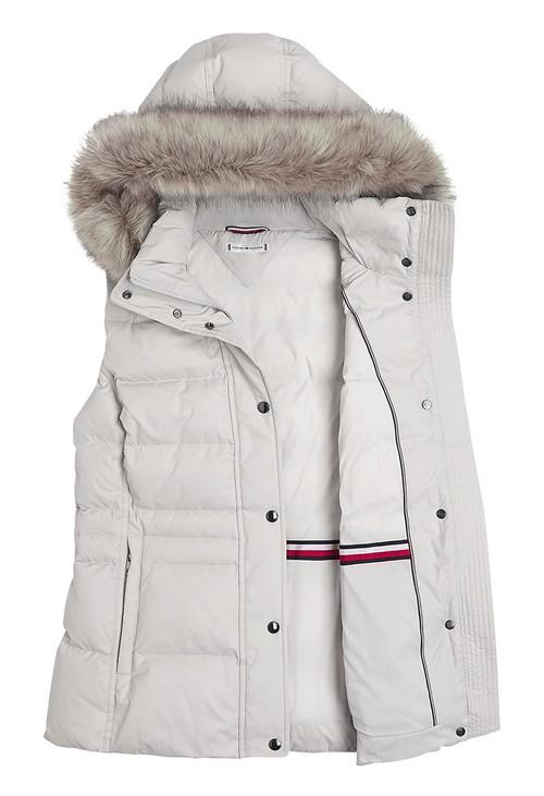 Tommy Hilfiger Essential Monogram Down-Filled Vest