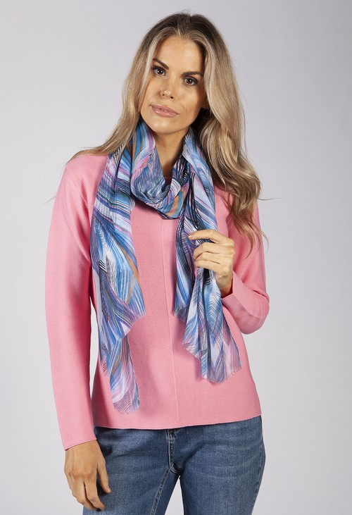 PS Accessories Digital Print Scarf