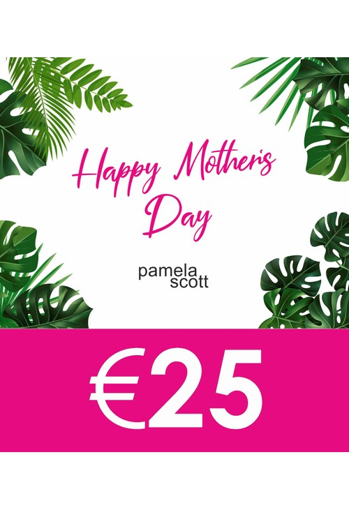 Pamela Scott Gift Voucher 25 Euro Gift Voucher