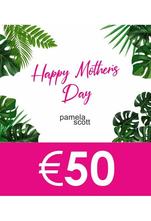 Pamela Scott Gift Voucher 50 Euro Gift Voucher