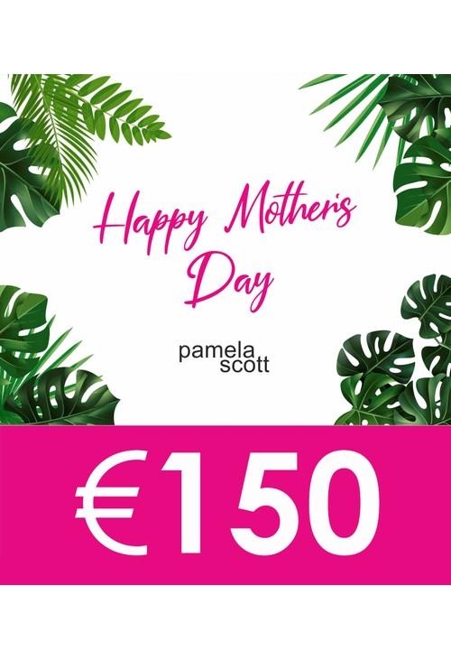 Pamela Scott Gift Voucher 150 Euro Gift Voucher