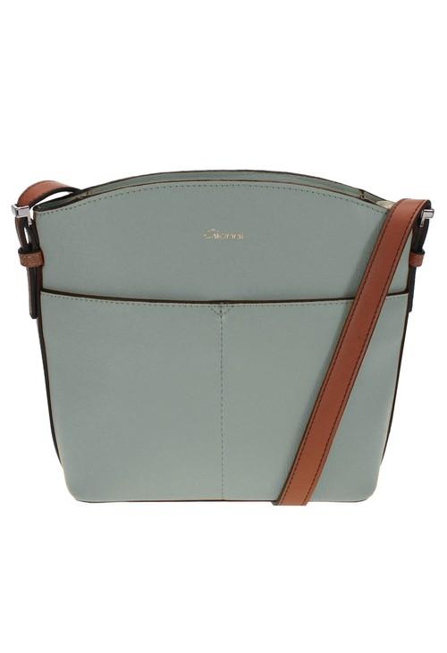 Gionni Fulani Mint Handbag and RFID Wallet Set