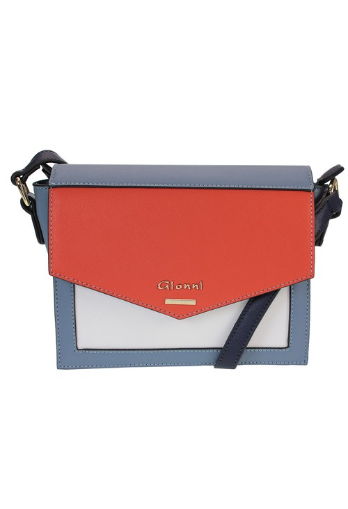 Gionni Baster Colour Block Bag and RFID Wallet Set