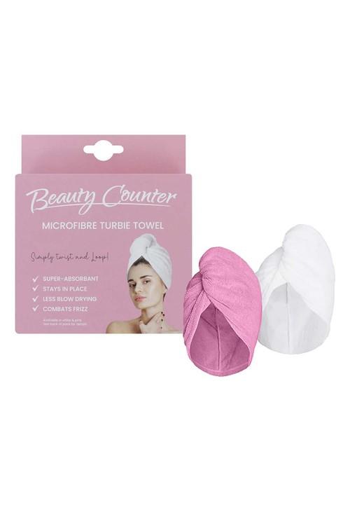 Beauty Counter Turbie Towel