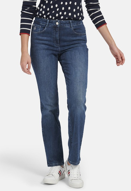 Basler 5-POCKET JEANS