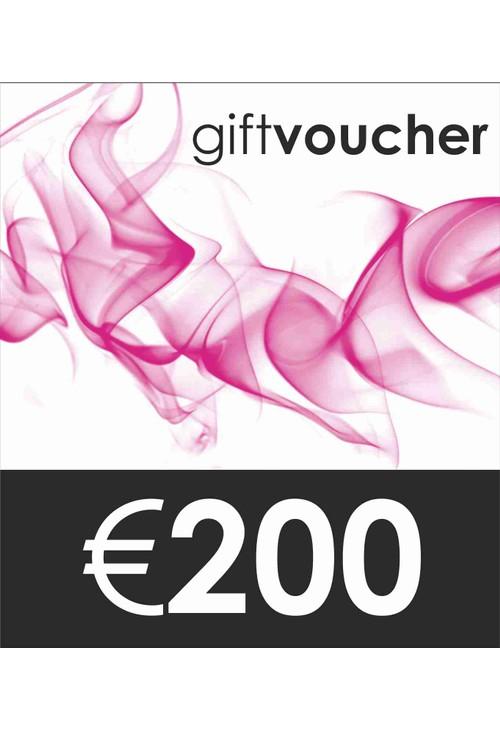 Pamela Scott Gift Voucher 200 Euro Gift Voucher