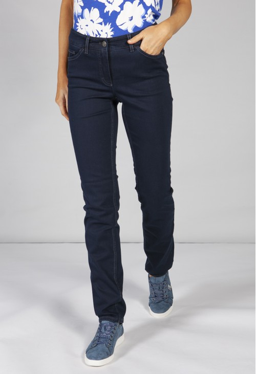 Betty Barclay basic jeans in dark blue