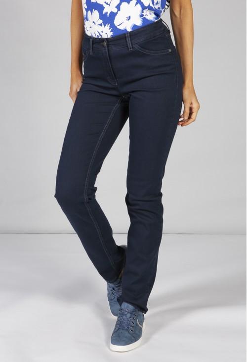 Betty Barclay basic jeans in dark blue