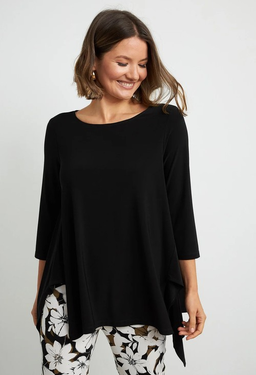 Joseph Ribkoff Relaxed Fit Top