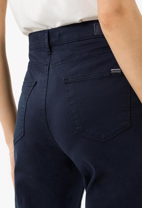 Brax Carola Regular Leg Jeans in Perma Blue