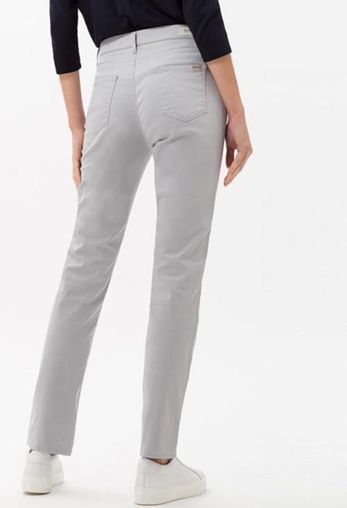 Brax Carola Style in Silver Grey Short Leg