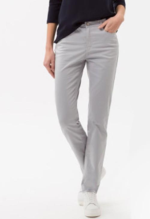 Brax Mary Style in Silver Grey Short Leg