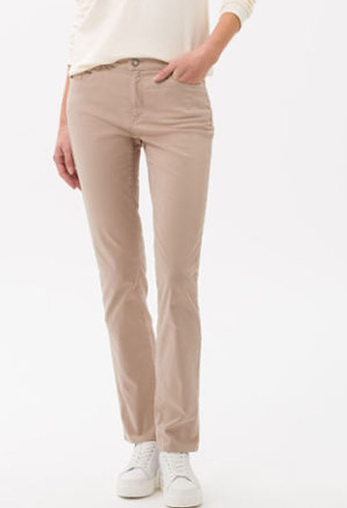 Brax Mary Style in Toffee Short Leg