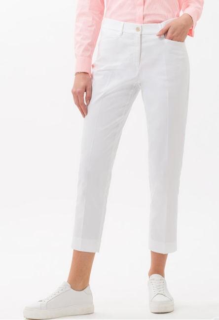 Brax Mara Chino Style in White