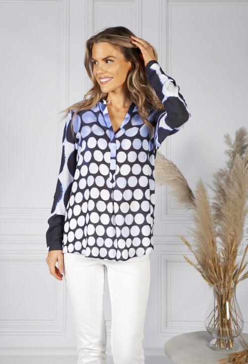 ERFO Lavender Mix Spot Shirt
