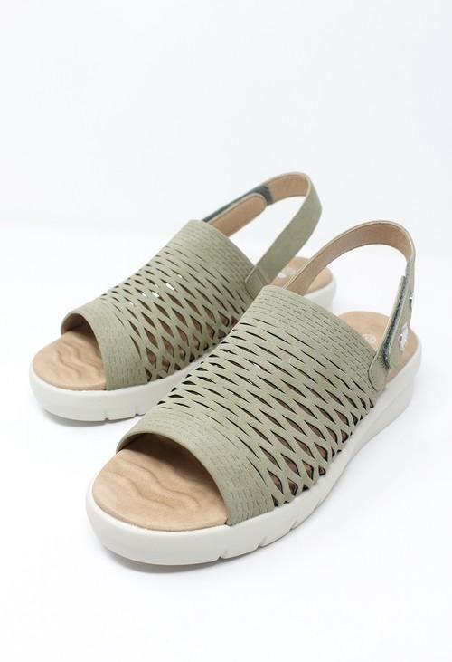 Propét Khaki Slingback Sandal