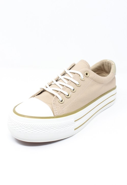 Shoe Lounge Sand Laced Runner