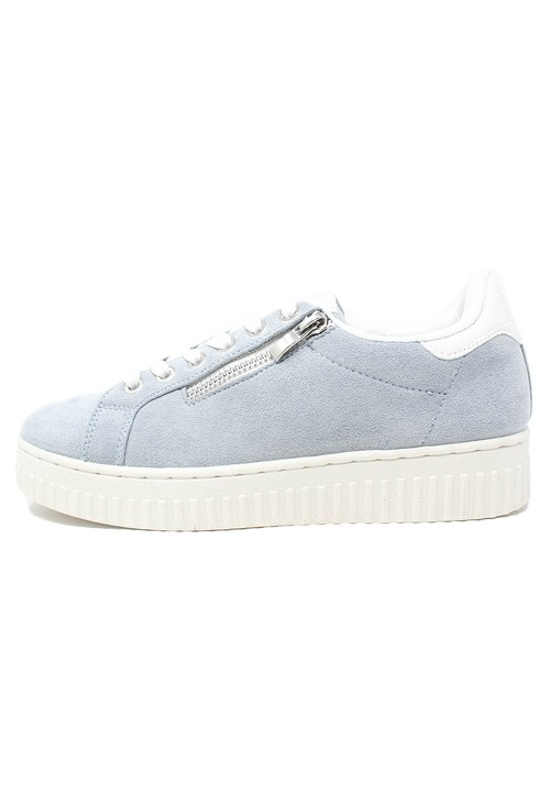 Shoe Lounge Light Blue Laced Sneaker
