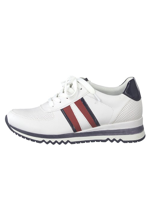 Marco Tozzi White Trainer
