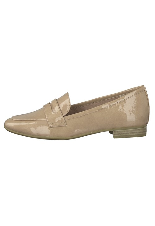 Marco Tozzi Rose Patent Loafer