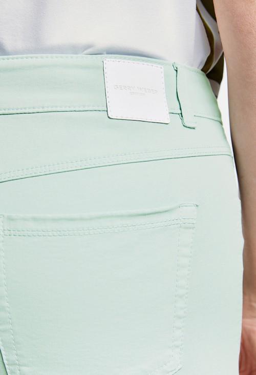 Gerry Weber Five-pocket design in a 7/8 length, Best4me in green