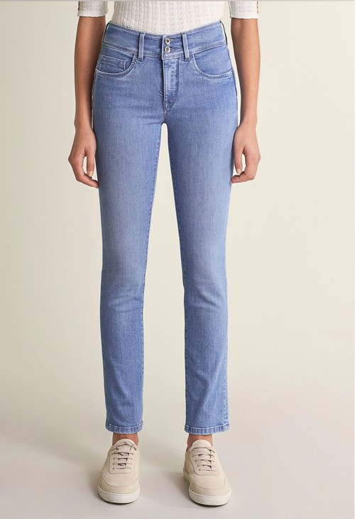 Salsa Jeans 30 Leg Push in Secret Slim Swarovski Jeans