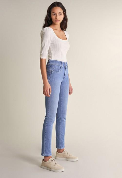 Salsa Jeans 30 Leg Push in Secret Slim Swarovski Jeans