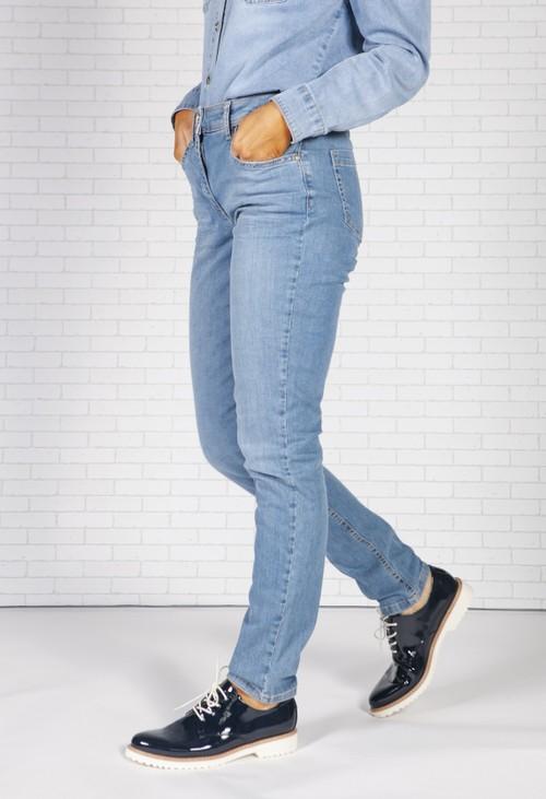 Betty Barclay 5 Pocket Jean Blue Denim