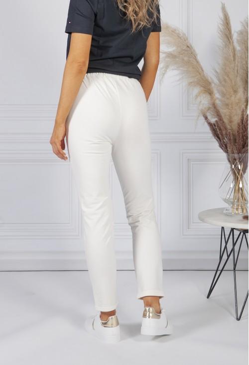 Sophie B *Pre-Order* Off-White Jog Pants