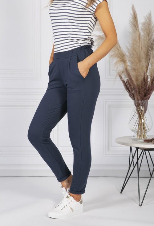 Sophie B *Pre-Order* Navy Jog Pants