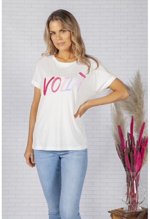 Smith & Soul Voila White T-Shirt
