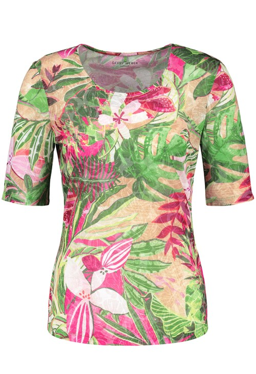 Gerry Weber Top with Jungle Print