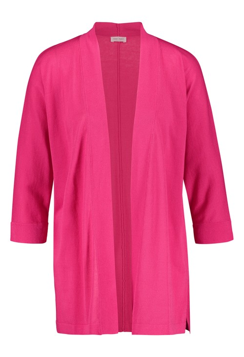 Gerry Weber Cardigan with 3/4-length sleeves