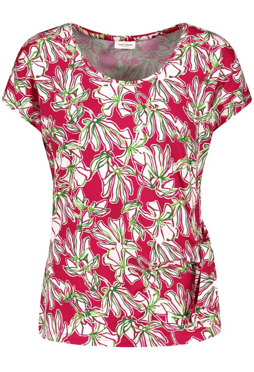 Gerry Weber Top with Wrap Effect