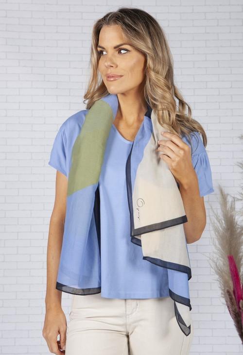 Opus Alkeli scarf