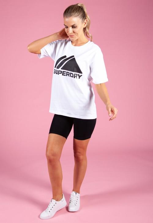 Pamela Scott Basic Black Cycling Shorts