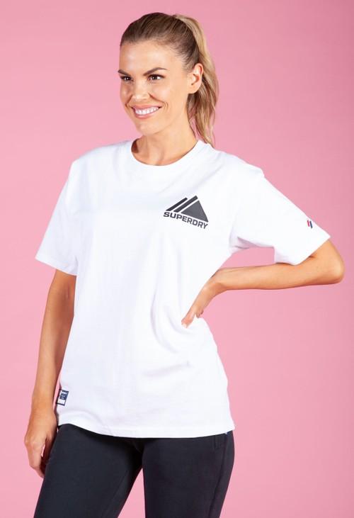 Superdry Mountain Sport Mono Mini T-Shirt