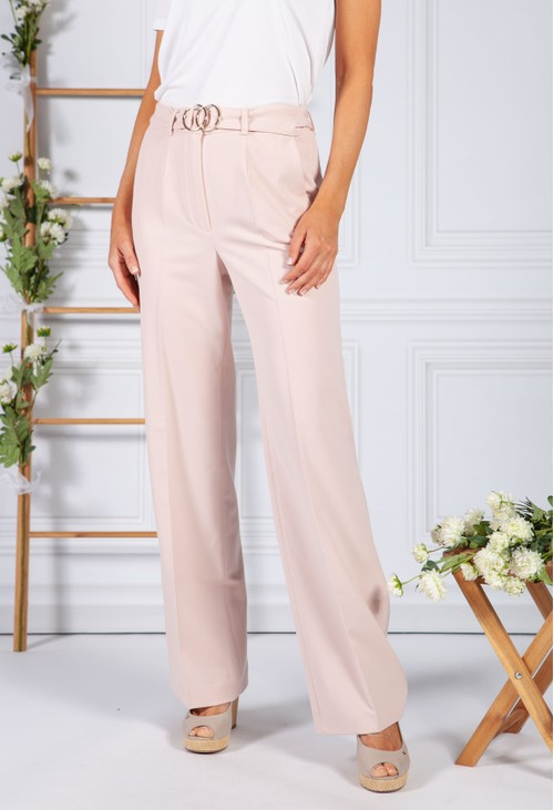 Betty Barclay Rose Classic Tailored Trousers