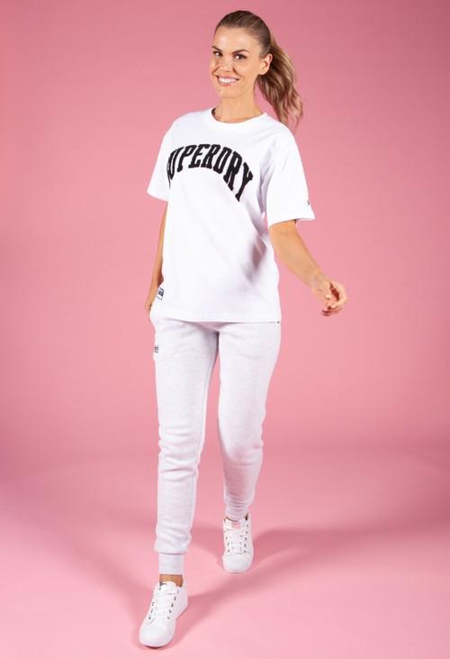 Superdry Varsity Arch Mono T-Shirt