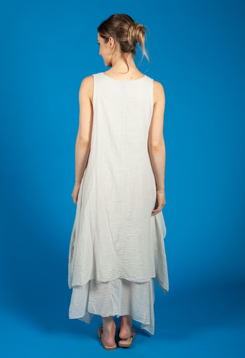 Zapara Stone Boho Dress