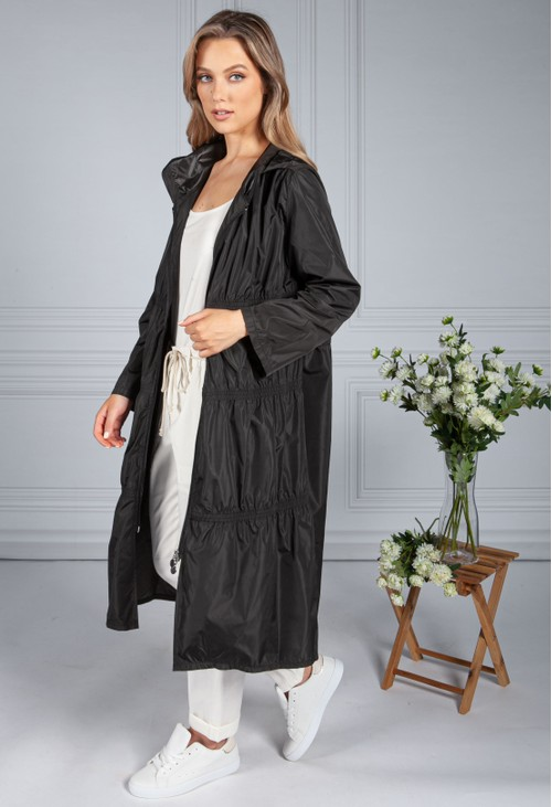 Pamela Scott Tiered Summer Jacket