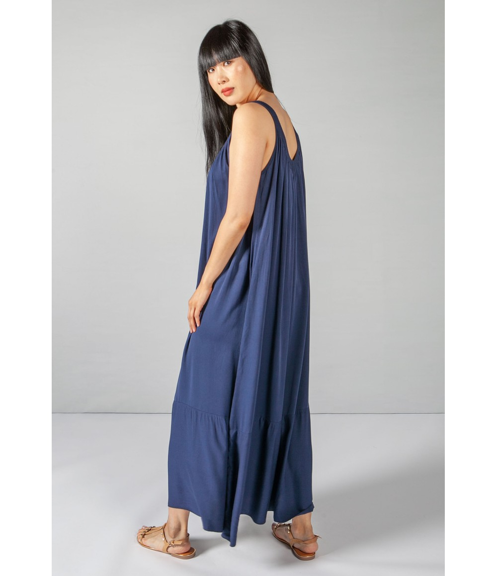Sophie B Navy  Relaxed Fit Summer Dress