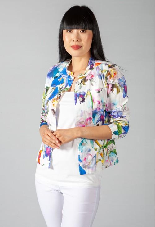 ERFO Summer Floral Jacket