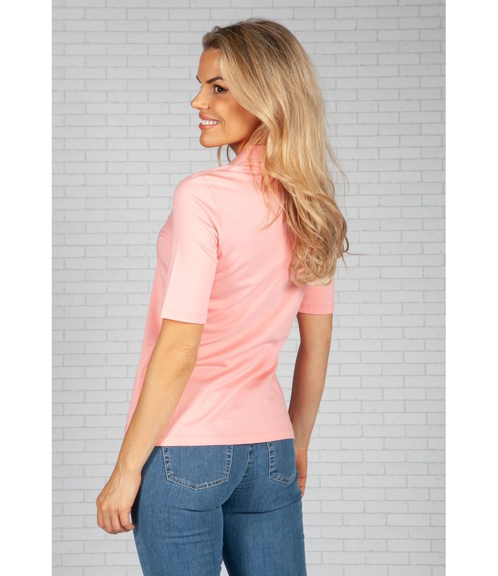 Gerry Weber Candy Pink Polo Shirt